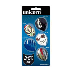 Unicorn Dart Flight Selecta Kit, , rebel_hi-res