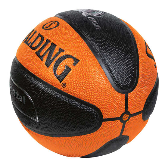 Spalding TF Elite Basketball New South Wales Basketball 7 Orange / Black 7, Orange / Black, rebel_hi-res