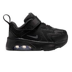 Nike Air Max 200 Toddlers Shoes Black US 5, Black, rebel_hi-res