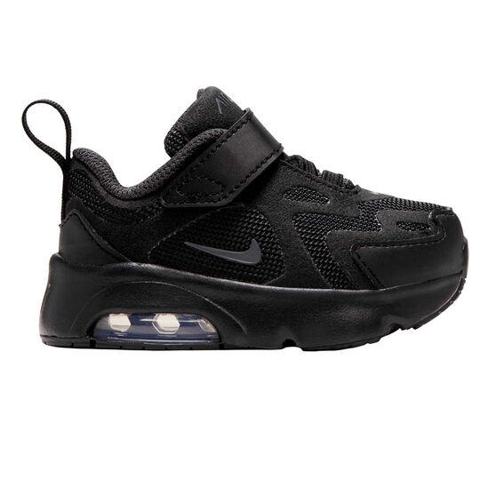 Nike Air Max 200 Toddlers Shoes, Black, rebel_hi-res