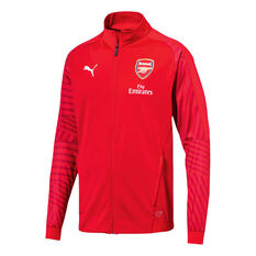 Arsenal 2018 / 19 Mens Stadium Jacket, , rebel_hi-res