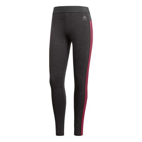 adidas Womens Essentials 3 Stripes Tights, , rebel_hi-res