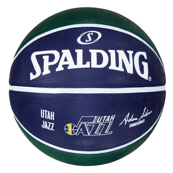 Spalding NBA Team Series Utah Jazz Basketball, , rebel_hi-res