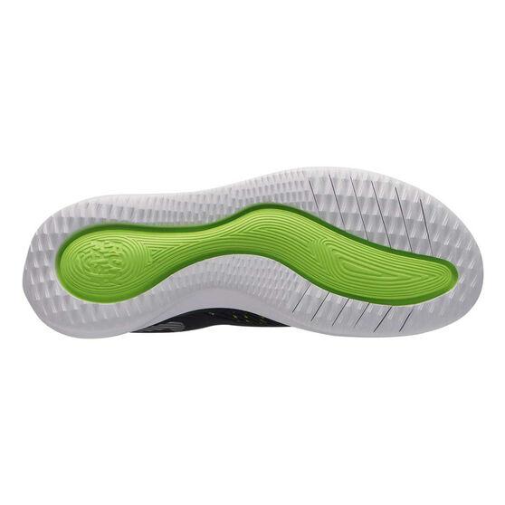 Nike Future Speed Kids Running Shoes Black / White US 6, Black / White, rebel_hi-res