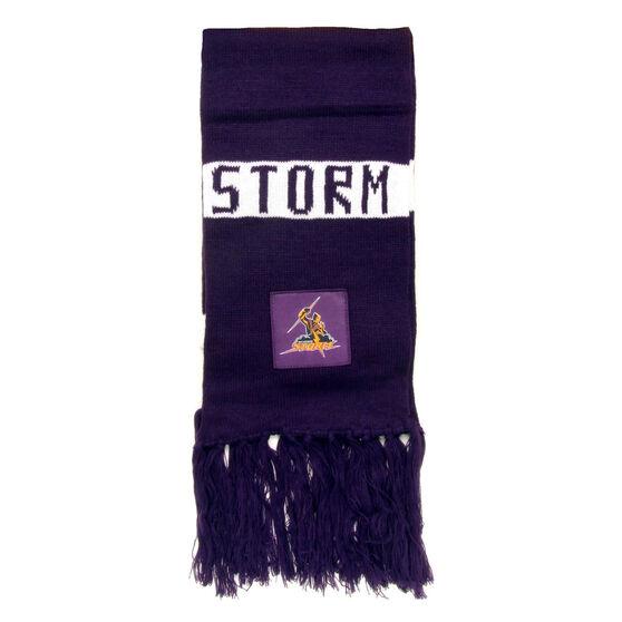 Melbourne Storm Scarf, , rebel_hi-res