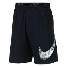 Nike Mens Dry Training Shorts Black S, Black, rebel_hi-res