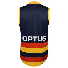Adelaide Crows 2020 Mens Home Guernsey Navy S, Navy, rebel_hi-res