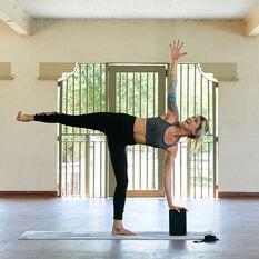 Gaiam Athletic Yoga Block, , rebel_hi-res