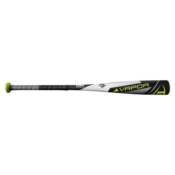 Louisville Slugger Vapor Youth 32in Baseball Bat Black / Green 32in, Black / Green, rebel_hi-res