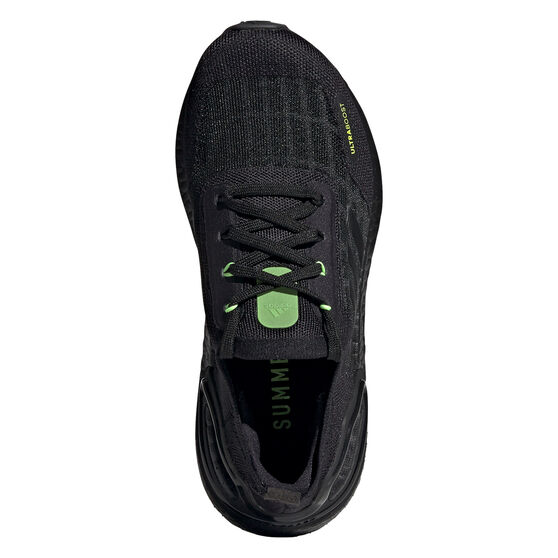 adidas Ultraboost S.RDY Kids Running Shoes, Black/Yellow, rebel_hi-res