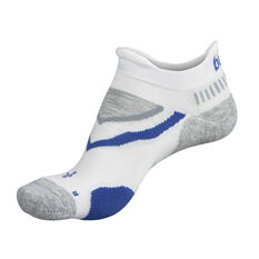 Balega UltraGlide No Show Socks White S, White, rebel_hi-res