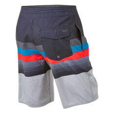 Quiksilver Boys Pointbreak 15in Board Shorts Black 24, Black, rebel_hi-res