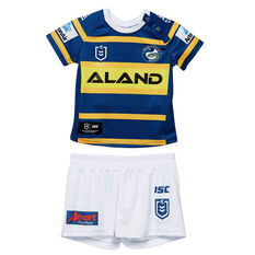 Parramatta Eels 2019 Infants Home Jersey Blue / Yellow 1, Blue / Yellow, rebel_hi-res