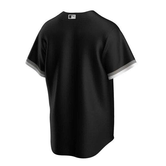 Chicago White Sox 2020 Mens Alternate Jersey, Black, rebel_hi-res