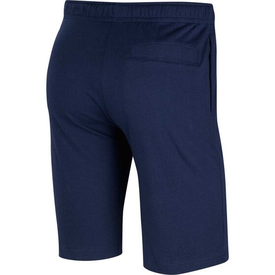 Nike Mens Sportswear Shorts Navy M, Navy, rebel_hi-res