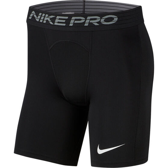 Nike Pro Mens Shorts, Black, rebel_hi-res