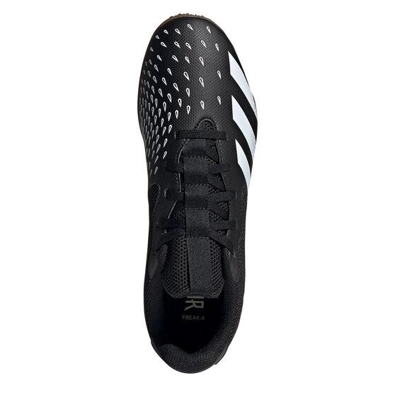 adidas Predator Freak .4 Sala Indoor Soccer Shoes, Black, rebel_hi-res