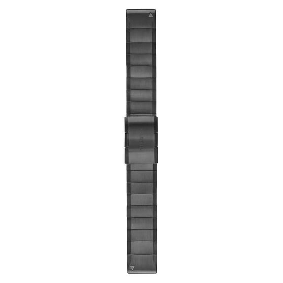 Garmin Fenix 5 QuickFit Stainless Steel Band Slate Gray Stainless Steel 22mm, , rebel_hi-res