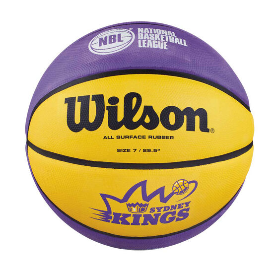 Wilson NBL Sydney Kings Basketball, , rebel_hi-res