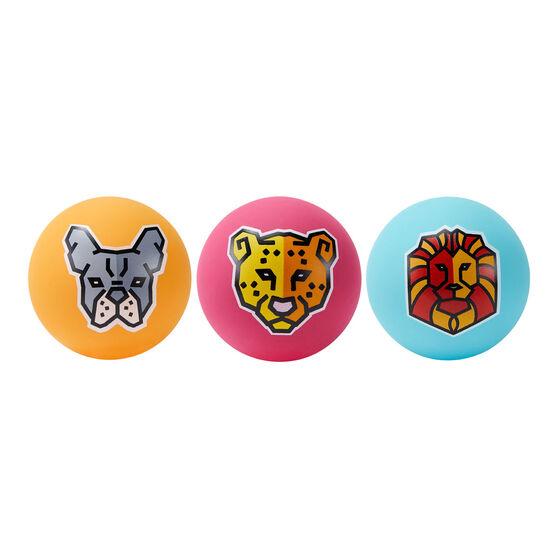 Verao Animal High Bounce Ball Multipack, , rebel_hi-res