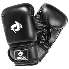 Rock Boxing Bag and Glove Kit Blue 3ft, , rebel_hi-res