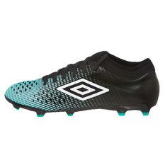 Umbro Velocita IV Club Mens Football Boots Black / White US Mens 10 / Womens 11.5, Black / White, rebel_hi-res