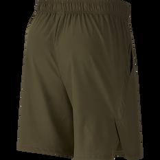 Nike Mens Woven Flex 2 Shorts Black S, Black, rebel_hi-res