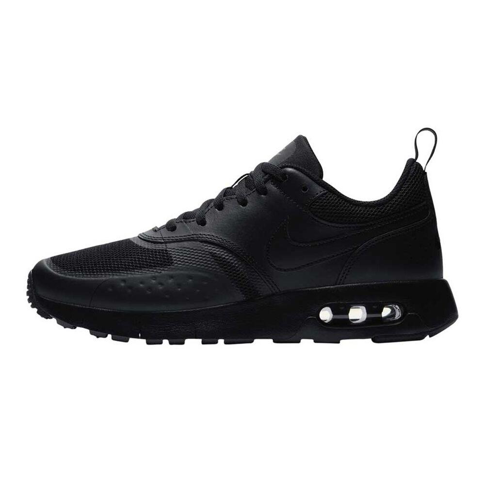 4173ffe9048 Nike Air Max Vision Boys Casual Shoes Black US 4