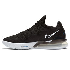 Nike Lebron XVII Low Mens Basketball Shoes Black/Multi US 7, Black/Multi, rebel_hi-res