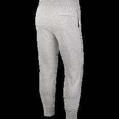 Nike Mens Sportswear JDI Fleece Pants Grey XS, Grey, rebel_hi-res