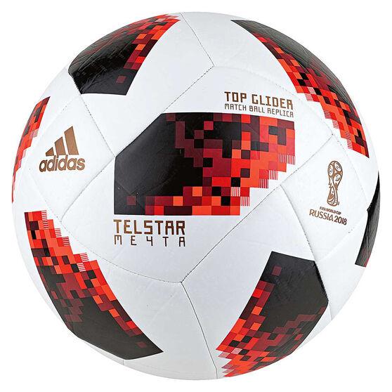 adidas Telstar Mechta 2018 Top Glider Soccer Ball  eba4069ac5