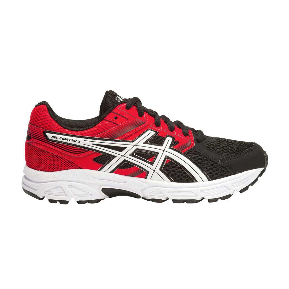 Chaussures de course | Asics Gel Contend 5 3 pour course Garçon Noir/ Blanc US 5 | 1c46969 - bokep21.site