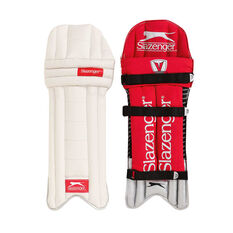 Slazenger Pro Armour Junior Cricket Batting Pads Youth, , rebel_hi-res