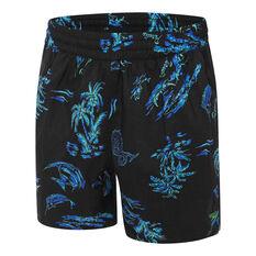 Speedo Mens Paradise Watershort Blue M, Blue, rebel_hi-res