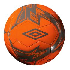 Umbro Neo Trainer Mini Soccer Ball Orange / Grey 1, , rebel_hi-res