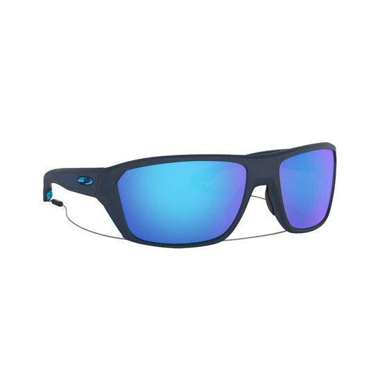 OAKLEY Split Shot Sunglasses - Matte Translucent Blue with PRIZM Sapphire H2O Polarized, , rebel_hi-res