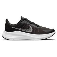 Nike Winflo 8 Womens Running Shoes Black/White US 6, Black/White, rebel_hi-res