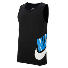 Nike Mens Sportswear Tank Black XS, Black, rebel_hi-res