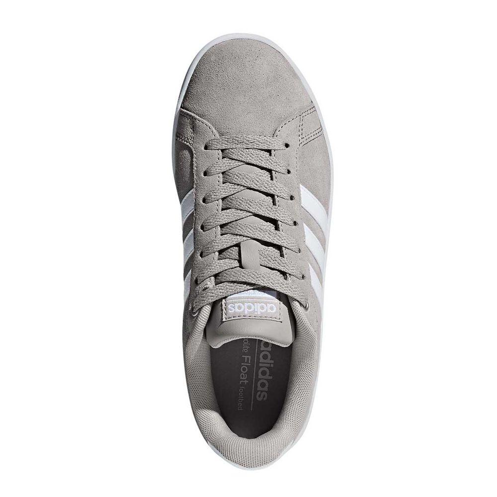 adidas Cloudfoam Advantage Womens Casual Shoes Grey   White US 8 ... ae9e131d1
