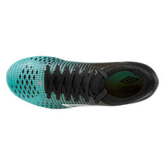 Umbro Velocita IV Club Kids Touch and Turf Boots Black / White US 11, Black / White, rebel_hi-res