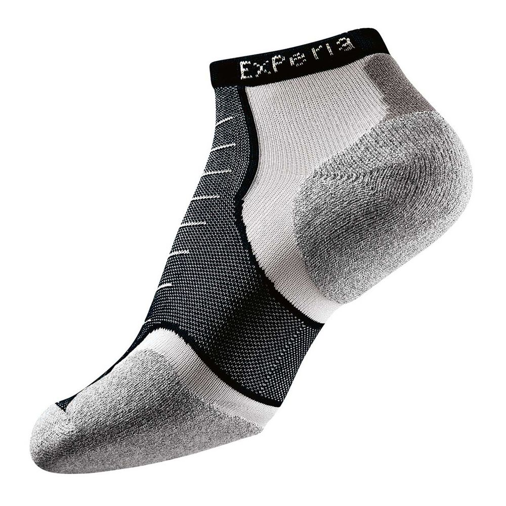 2b1b97d0552 Thorlo Experia Multi Sport Mini Crew Socks Black   White XL