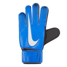 Nike Match Goalkeeper FA 18 Goalkeeper Gloves Blue / Black 8, Blue / Black, rebel_hi-res