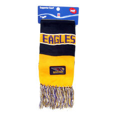 West Coast Eagles Bar Scarf, , rebel_hi-res