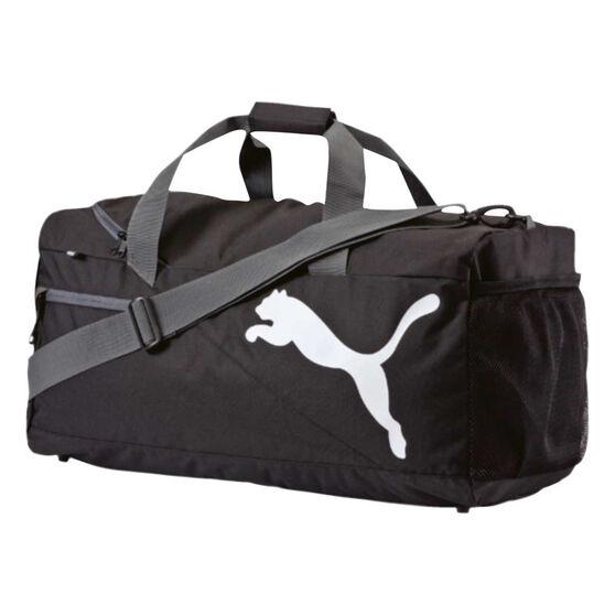 Puma Fundamentals Medium Grip Bag Black OSFA, Black, rebel_hi-res