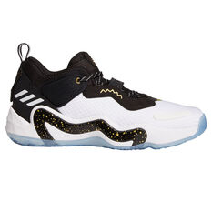 adidas D.O.N. Issue 3 Basketball Shoes Black US 7, Black, rebel_hi-res