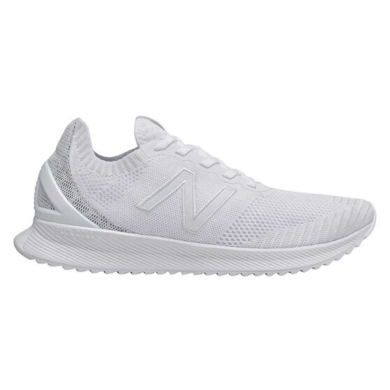 New Balance Echo Mens Running Shoes, White, rebel_hi-res