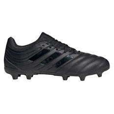adidas Copa 20.3 Football Boots Black US Mens 5 / Womens 6, Black, rebel_hi-res