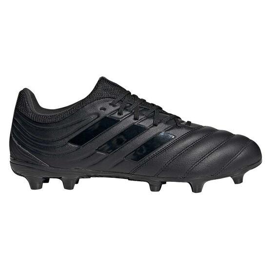 adidas Copa 20.3 Football Boots, Black, rebel_hi-res