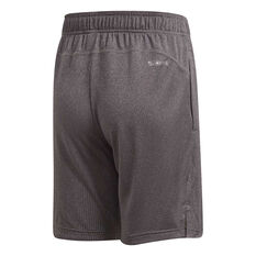 adidas Boys Climachill Training Shorts Black 10, Black, rebel_hi-res