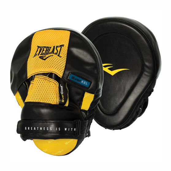 Everlast EverGel Precision Punch Mitts, , rebel_hi-res